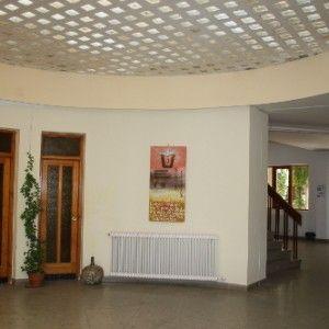 Hall del Albergue