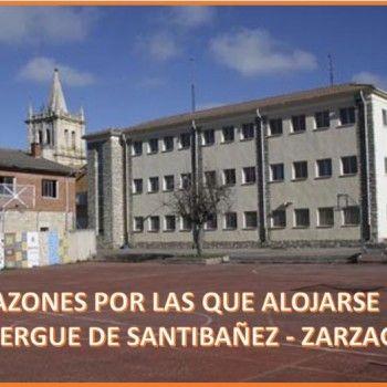Albergue Santibañez- Zarzaguda